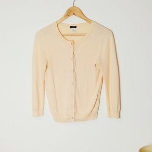 J. Crew Cashmere Blend Cardigan Size XS